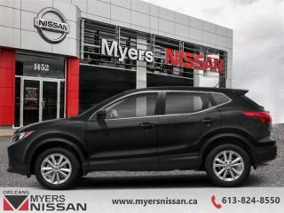 New 2019 Nissan Qashqai AWD SV CVT  - Sunroof - $205 B/W for sale in Orleans, ON