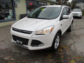 Used 2016 Ford Escape FOUR-WHEEL DRIVE SE EDITION 5 PASSENGER 2.0L - ECO-BOOST.. HEATED SEATS.. NAVIGATION.. BACK-UP CAMERA.. BLUETOOTH SYSTEM.. for sale in Bradford, ON