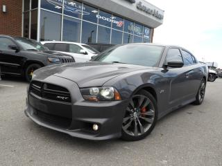 Used 2014 Dodge Charger SRT NAVI/SUNROOF/TECHNOLOGY PACKAGE for sale in Concord, ON