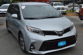 Used 2019 Toyota Sienna SE 8-Passenger V6 |LOCAL VEHICLE!| for sale in Richmond, BC