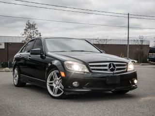 Used 2010 Mercedes-Benz C-Class C 350 I NAVIGATION I BACK UP for sale in Toronto, ON