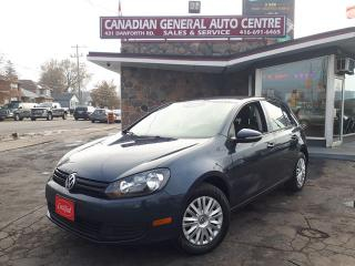 Used 2011 Volkswagen Golf for sale in Scarborough, ON