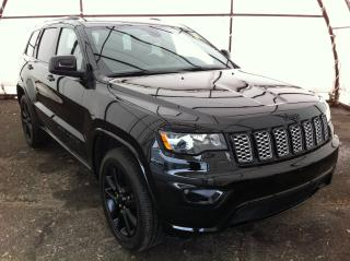 Used 2019 Jeep Grand Cherokee Laredo BLACK OUT ALTITUDE PACKAGE, POWER SUNROOF, GPS NAVIGATION, POWER LIFTGATE for sale in Ottawa, ON