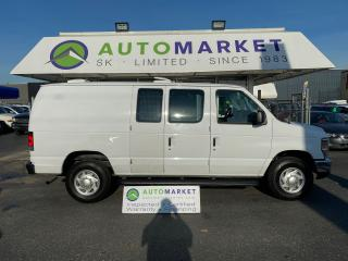 Used 2011 Ford Econoline E-250 CARGO! VERY CLEAN! FREE BCAA! FREE WRNTY! for sale in Langley, BC