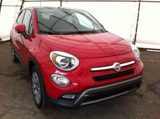 Used 2016 Fiat 500 X Trekking Plus NAVIGATION, FACTORY REMOTE STARTER, DUAL PANE POWER SUNROOF, BEATS AUDIO for sale in Ottawa, ON