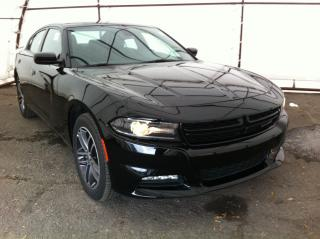 Used 2019 Dodge Charger SXT PLUS ALL WHEEL DRIVE, NAVIGATION, POWER SUNROOF, HEATED SEATS FRONT AND REAR, BLIND SPOT DETECTI for sale in Ottawa, ON