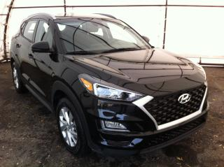 Used 2019 Hyundai Tucson Preferred BLIND SPOT DETECTION, LANE DEPART WARNING, HEATED SEATS/STEERING WHEEL, for sale in Ottawa, ON
