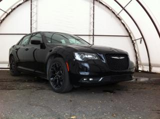 Used 2019 Chrysler 300 FACTORY REMOTE STARTER, LEATHER TRIMMED BUCKET SEATING, REVERSE CAMERA for sale in Ottawa, ON