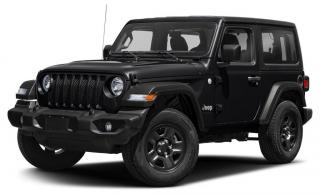 Used 2020 Jeep Wrangler SPORT for sale in Ottawa, ON
