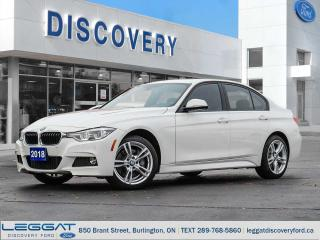Used 2018 BMW 3 Series 340i 340i xDrive for sale in Burlington, ON