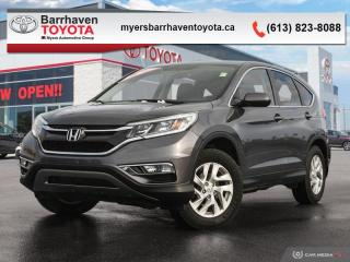 Used 2015 Honda CR-V EX-L  - Leather Seats -  Sunroof - $149 B/W for sale in Ottawa, ON