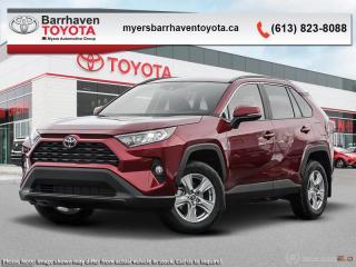 New 2020 Toyota RAV4 XLE  - Sunroof - $228 B/W for sale in Ottawa, ON