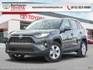 New 2020 Toyota RAV4 XLE AWD  - Sunroof - $240 B/W for sale in Ottawa, ON
