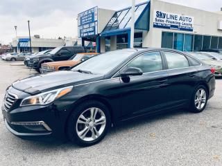 Used 2015 Hyundai Sonata GLS 1 OWNER|CAMERA|HEATED SEATS|ALLOYS|CERTIFIED for sale in Concord, ON
