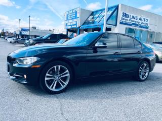 Used 2013 BMW 328 i xDrive Classic Line SPORT PACKAGE|AWD|SUNROOF|ALLOYS|CERTIFIED for sale in Concord, ON
