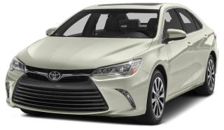 Used 2015 Toyota Camry XLE V6 for sale in Hamilton, ON