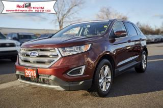 Used 2015 Ford Edge SEL for sale in Hamilton, ON