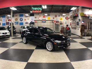 Used 2015 BMW 3 Series 320I X DRIVE LUXURY PKG NAVI AUT0 LEATHER SUNROOF 102K for sale in North York, ON