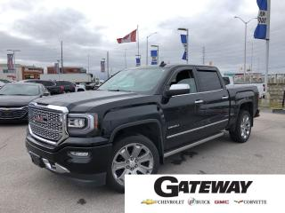 Used 2018 GMC Sierra 1500 Denali|4x4|Sunroof|Leather|Navi| for sale in Brampton, ON