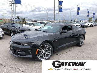 Used 2016 Chevrolet Camaro 1LT|RS Pkg|Sunroof|Rear Camera|Bluetooth| for sale in Brampton, ON