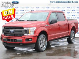 New 2020 Ford F-150 XLT  - 3.5 Ecoboost -  Voice Activated Nav - for sale in Welland, ON