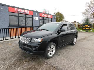 Used 2014 Jeep Compass HIGH ALTITUDE|4X4|LEATHER|BLUETOOTH for sale in St. Thomas, ON