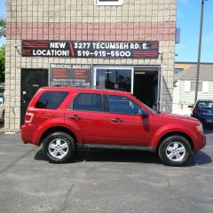 Used 2010 Ford Escape XLT for sale in Windsor, ON