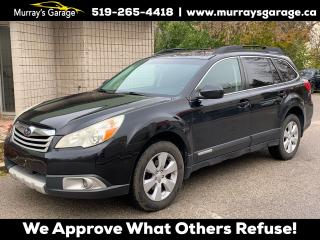 Used 2011 Subaru Outback 2.5i Sport w/Limited Pkg for sale in Guelph, ON