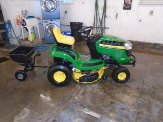 Used 2016 John Deere 4300 D105 for sale in Mississauga, ON