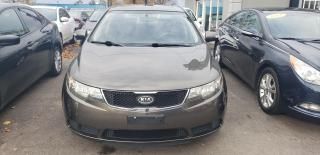 Used 2010 Kia Forte EX with Sunroof for sale in Hamilton, ON