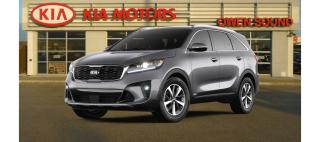 New 2020 Kia Sorento EX V6 for sale in Owen Sound, ON