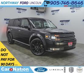 Used 2018 Ford Flex Limited | AWD | NAV | LEATHER | 3 ROWS for sale in Brantford, ON