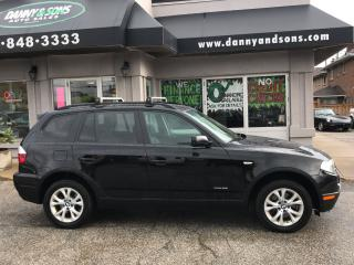 Used 2009 BMW X3 30i AWD for sale in Mississauga, ON