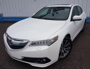 Used 2015 Acura TLX Elite Pkg *NAVIGATION* for sale in Kitchener, ON