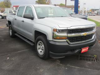 Used 2017 Chevrolet Silverado 1500 LS for sale in Hamilton, ON