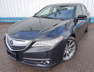 Used 2015 Acura TLX Elite Pkg *NAVIGATION* for sale in Kitchener, ON