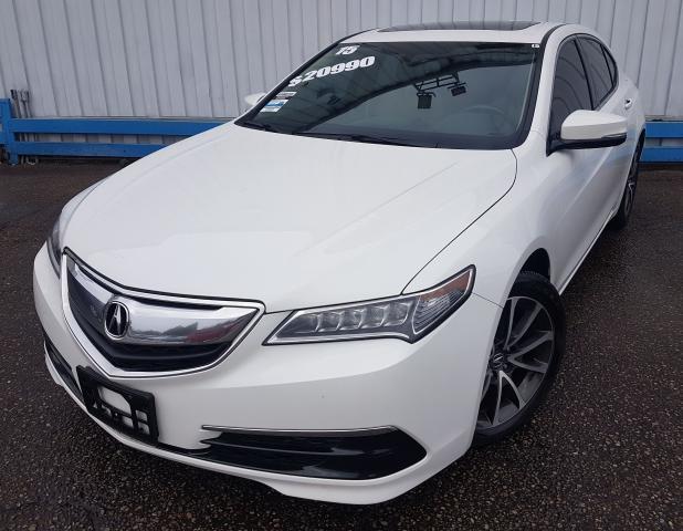2015 Acura TLX AWD *LEATHER-SUNROOF*