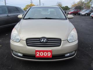 Used 2009 Hyundai Accent Auto 25th Anniversary Edition for sale in Hamilton, ON