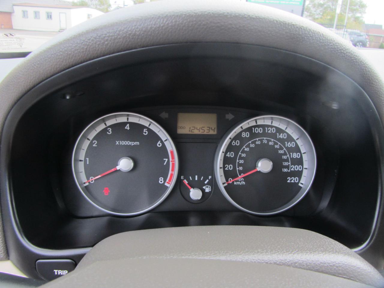 2009 Hyundai Accent