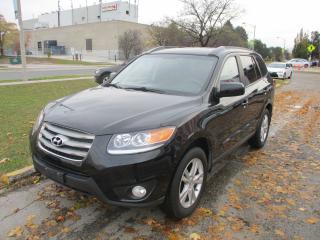 Used 2012 Hyundai Santa Fe GL Sport~BLUETOOTH~HEATED SEATS~SUNROOF~CERTIFIED! for sale in Toronto, ON