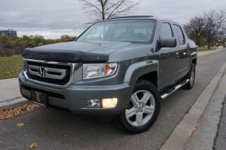 Used 2009 Honda Ridgeline EX-L w NAV / DEALER SERVICED / STUNNING / CLEAN for sale in Etobicoke, ON