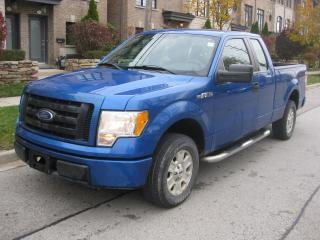 Used 2010 Ford F-150 STX, 2WD, EXT, NO ACCIDENTS for sale in Toronto, ON