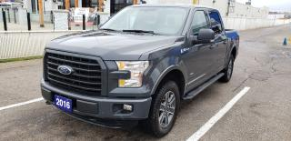 Used 2016 Ford F-150 XLT SPORT for sale in Cambridge, ON