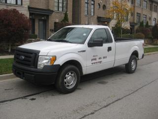Used 2010 Ford F-150 LONG 8 FEET BOX, REG CAB, WELL MAINTAINED for sale in Toronto, ON
