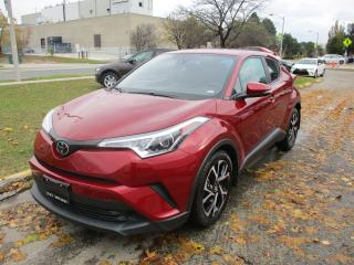 Used 2018 Toyota C-HR XLE~BACK-UP CAM.~HEATED SEATS~CLIMATE CONTROL~ for sale in Toronto, ON