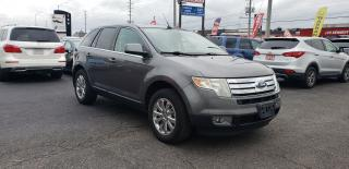 Used 2010 Ford Edge Limited for sale in Brampton, ON