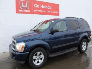 Used 2006 Dodge Durango SLT 4WD for sale in Edmonton, AB