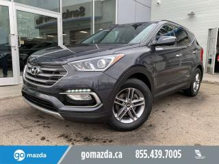 Used 2018 Hyundai Santa Fe Sport PREMIUM AWD DUAL CLMTE REAR HEATED SEATS for sale in Edmonton, AB