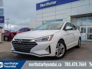 Used 2019 Hyundai Elantra Preferred w/Sun & Safety Package: SUNROOF/PROXY KEY/SMART TRUNK for sale in Edmonton, AB