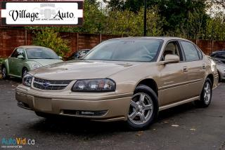 Used 2004 Chevrolet Impala LS for sale in Ancaster, ON